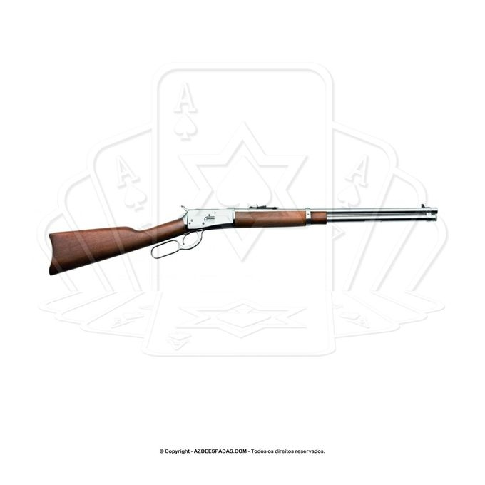 Carabina puma 10 tiros calibre 38 inox 1