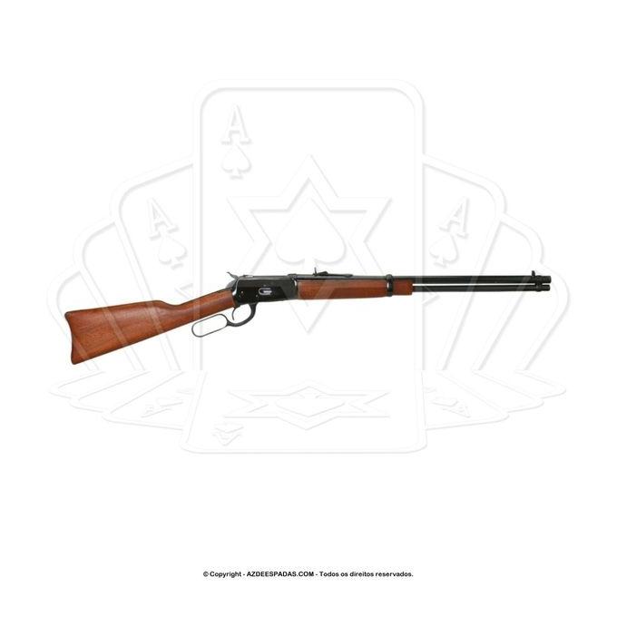 Carabina puma 10 tiros calibre 38 oxidada 2