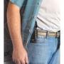 Coldre de couro revolver 5 tiros 2 polegadas destro 1