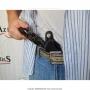 Coldre de couro revolver 5 tiros 2 polegadas destro 4
