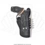 Coldre de couro revolver 5 tiros 3 polegadas 1