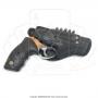Coldre de couro revolver 5 tiros 3 polegadas 6