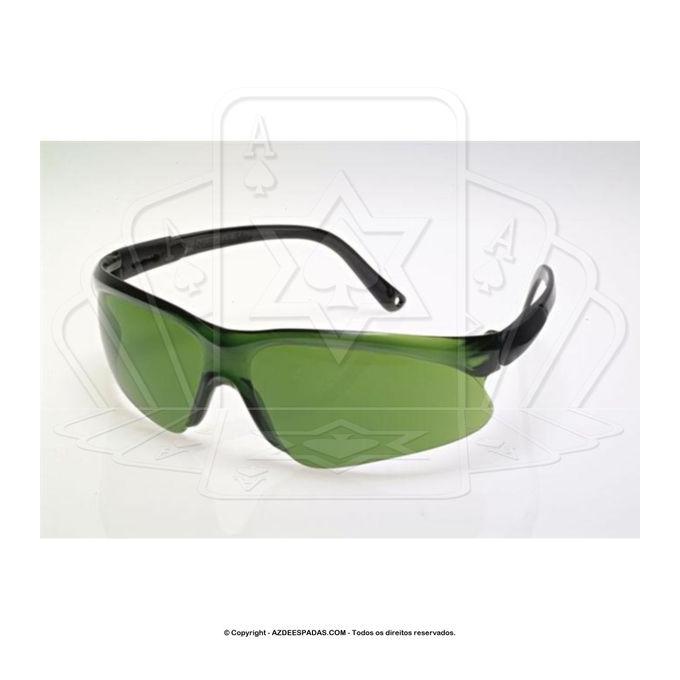 Óculos de Proteção Lince Verde