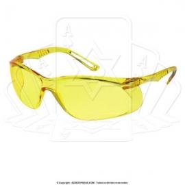 Óculos de Proteção Super Safety Amarelo