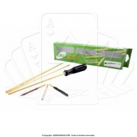 Kit de Limpeza Carabinas Nitro Six 6,0 mm