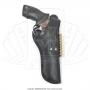 Coldre de couro revolver 8 tiros 6 polegadas 1