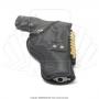 Coldre de couro revolver 8 tiros 4 polegadas 3