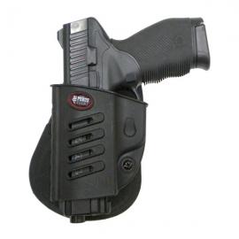 Coldre Fobus BRS-NDLH para Pistola 40 Militar Canhoto