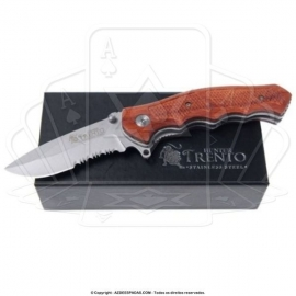 Canivete Nova Trento Hunter 200