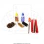 Kit de Limpeza para Rifle 22