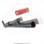 Espingarda pump boito calibre 12 com pistol grip 10