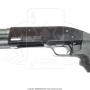 Espingarda pump boito calibre 12 com pistol grip 14
