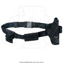 Cinturão Vigilante em Nylon Completo Destro
