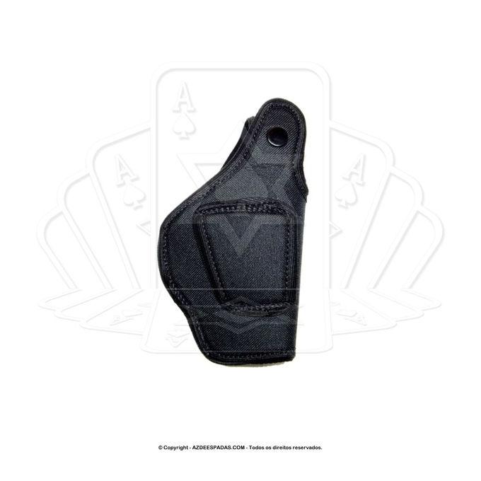 Coldre de Nylon para Pistola 838 Compacta Canhoto