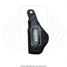 Coldre de nylon para pistola 838 compacta canhoto 3