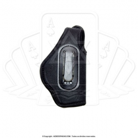Coldre de nylon para pistola 838 compacta destro 1