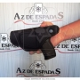 Coldre de nylon para pistola 838 compacta destro 5