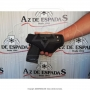 Coldre de nylon para pistola 838 compacta destro 6