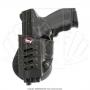 Coldre fobus brs lh pistola 40 militar canhoto 1