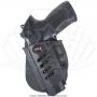 Coldre fobus brs lh pistola 40 militar canhoto 2
