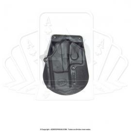 Coldre Fobus GL2LH Canhoto Pistolas Glock