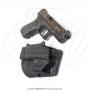 Coldre fobus gl2lh canhoto pistolas glock 10