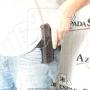 Coldre fobus gl2lh canhoto pistolas glock 12