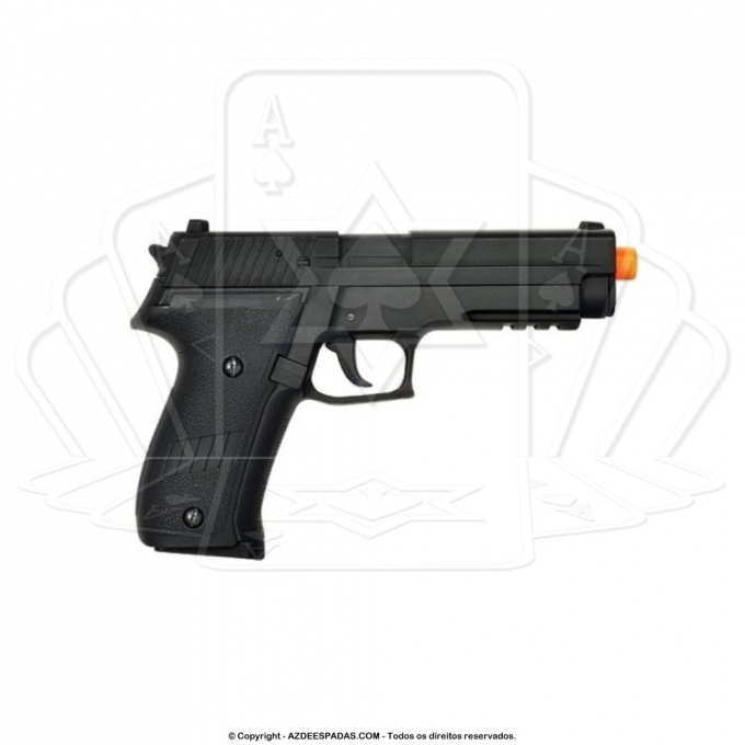 Pistola de Airsoft Elétrica Sig Sauer P226 CYMA