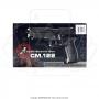 Pistola de airsoft eletrica sig sauer p226 cyma 3