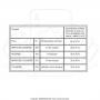 Kit de choques internos niquelados boito 1