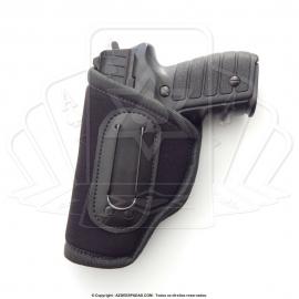 Coldre Interno de Neoprene para Canhotos - Pistolas Compactas