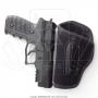 Coldre interno de neoprene para canhotos pistolas compactas 5