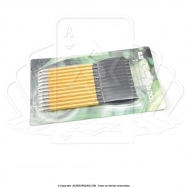 Seta de Alumínio para Besta/Balestra 80 Libras - Kit com 12 Setas