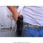 Coldre de nylon revolver 6 tiros 3 polegadas destro 3