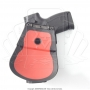 Coldre fobus tach com retencao para pistolas taurus 24 7 1