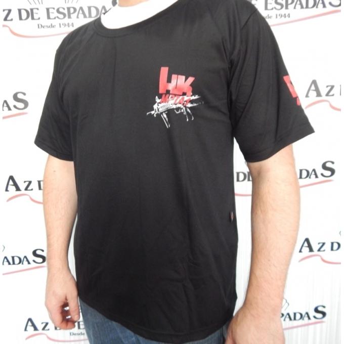 Camiseta HK MP7A1 Heckler Koch