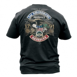 Camiseta Cabela´s 2ND Amendment