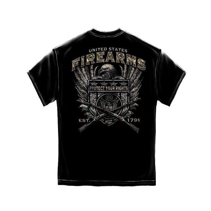 Camiseta Águia Prateada