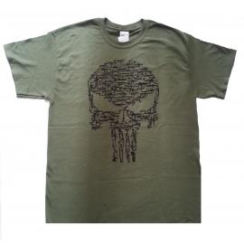 Camiseta Verde Justiceiro
