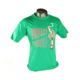 Camiseta ACE - Protect Yourseft