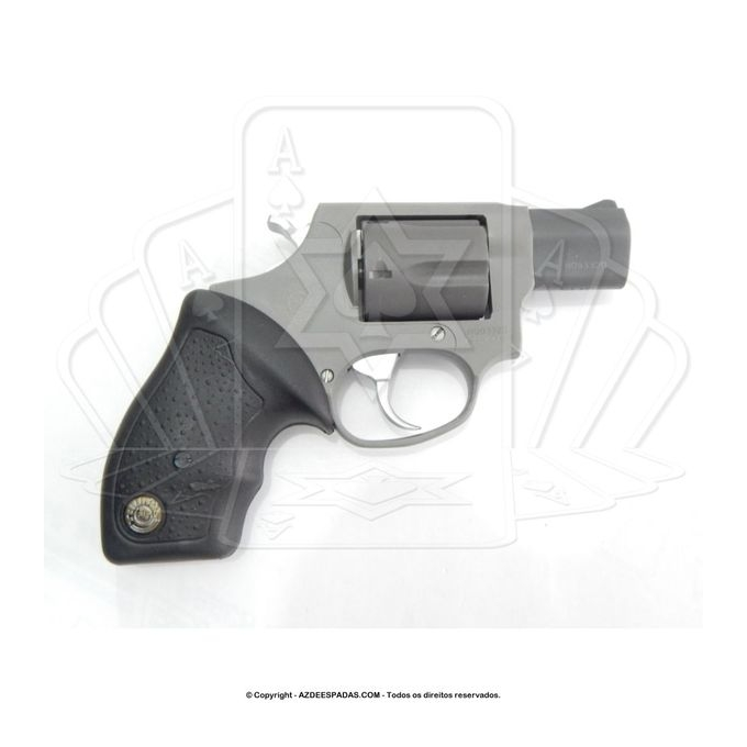 Revólver Taurus 85TI Multialloy Calibre 38 Titânio