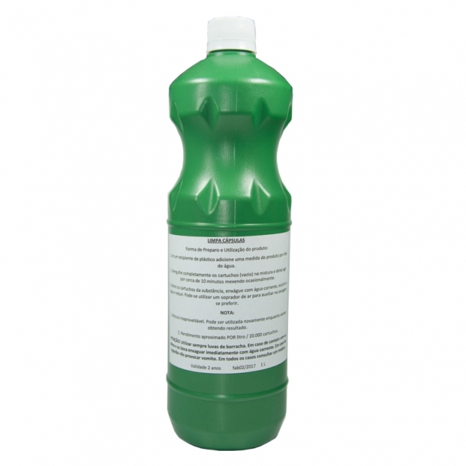 Limpa Cápsulas Quimilaus - 1 Litro