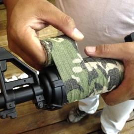 Fita Adesiva Nautika para Armas - Camo Tape - Camuflado