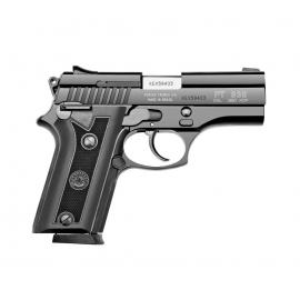 Pistola Taurus 938 Calibre 380 16 Tiros Oxidada Fosco