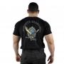 Camiseta bordada exercito aguia 1