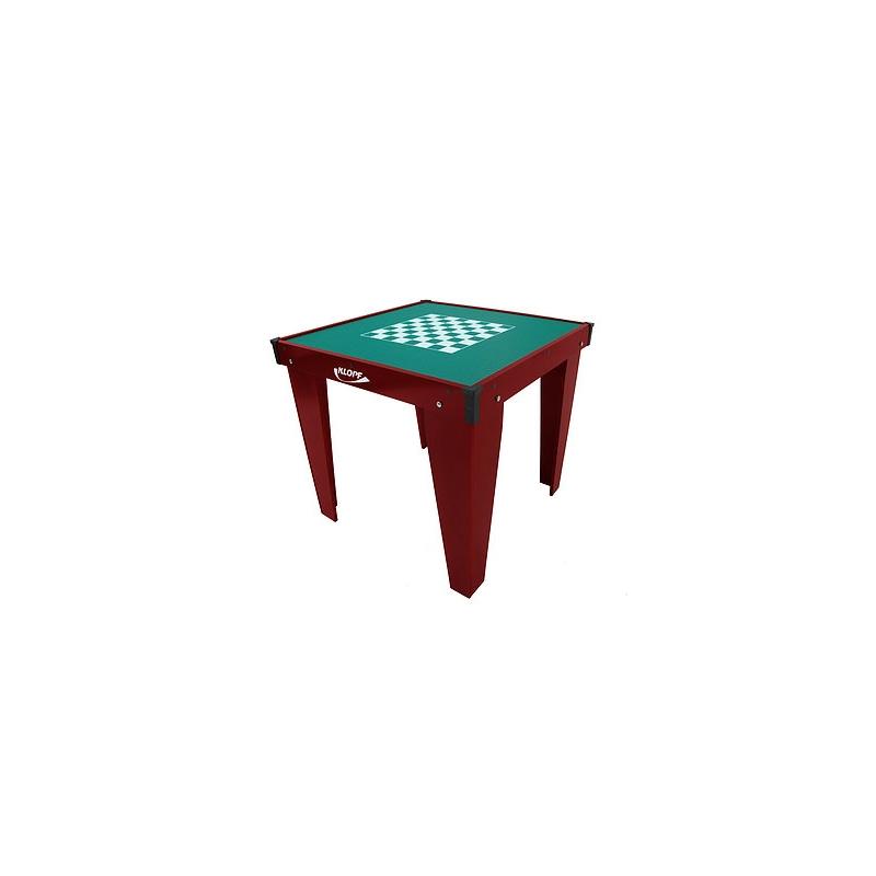 Mesa para Dominó e Xadrez