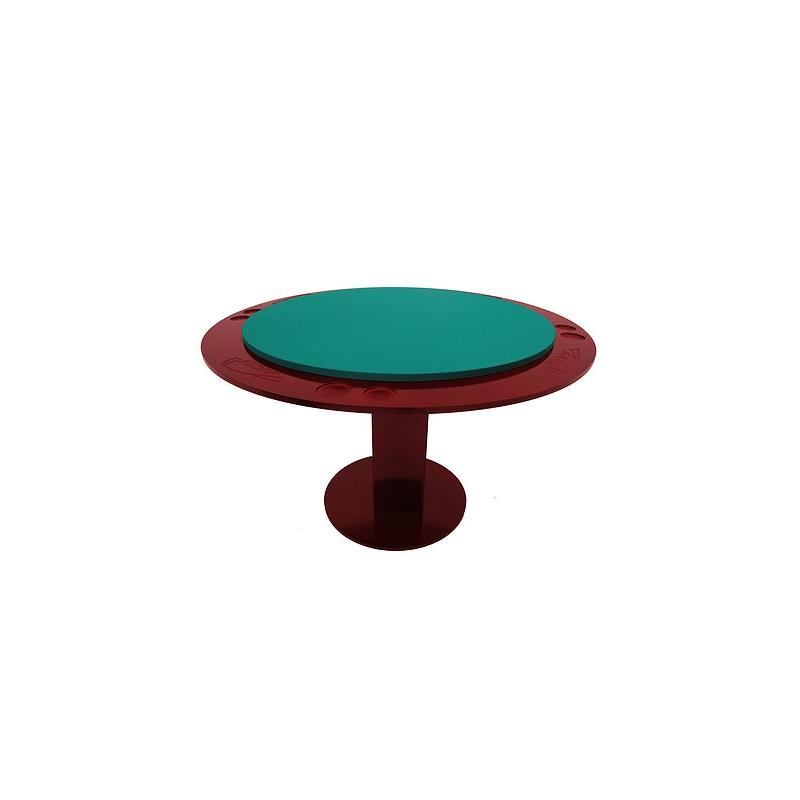 Mesa de Carteado Redonda