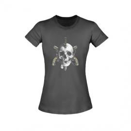 Camiseta Invictus Feminina Zero-Um
