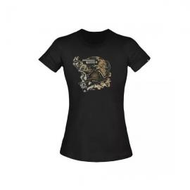 Camiseta Invictus Feminina Blackjack