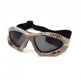 Óculos Tático para Airsoft Nautika Kobra - Camuflado